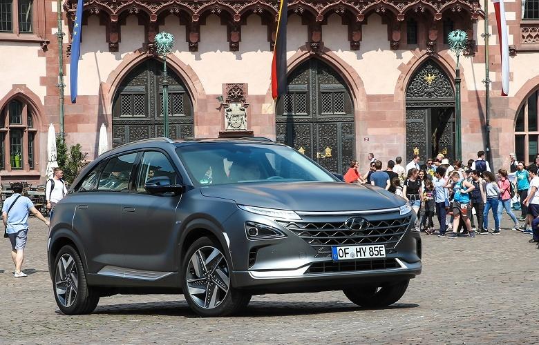 Hyundai Motor и Audi будут вместе работать над технологиями водородных автомобилей