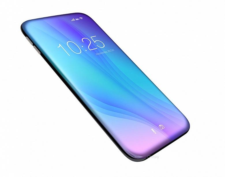 Samsung не собирается выпускать смартфоны с вырезом в экране