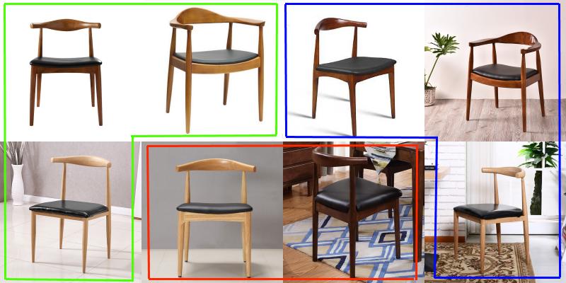 iMaterialist Furniture Challenge или 50 оттенков стульев - 2