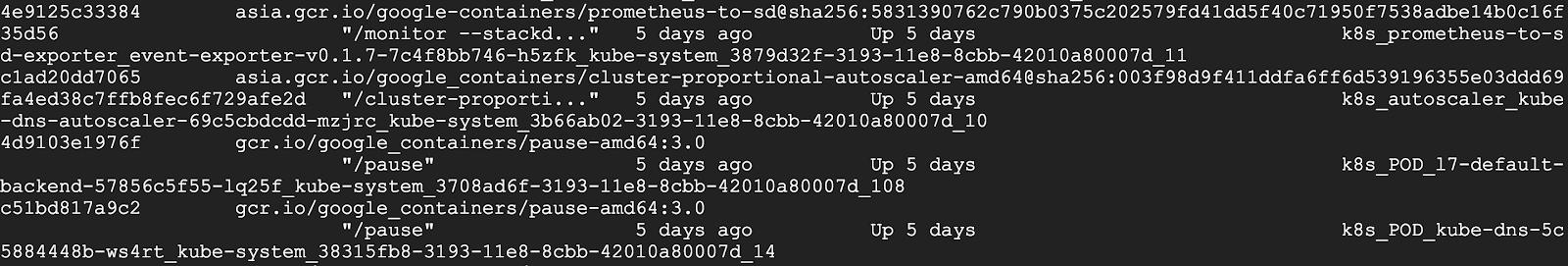 Интеграция containerd с Kubernetes, заменяющая Docker, готова к production - 7
