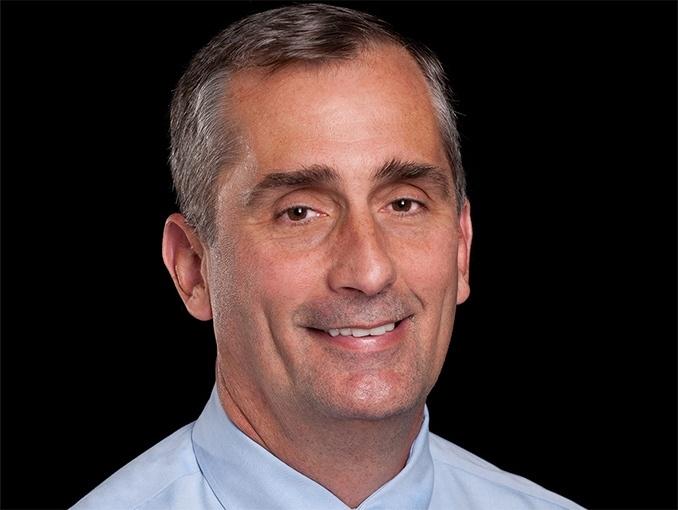 Исполнительный директор Intel отправлен в отставку