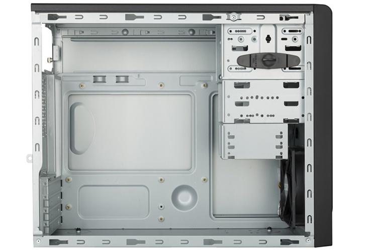 Корпус Cooler Master MasterBox E300L рассчитан на платы Micro-ATX и Mini-ITX