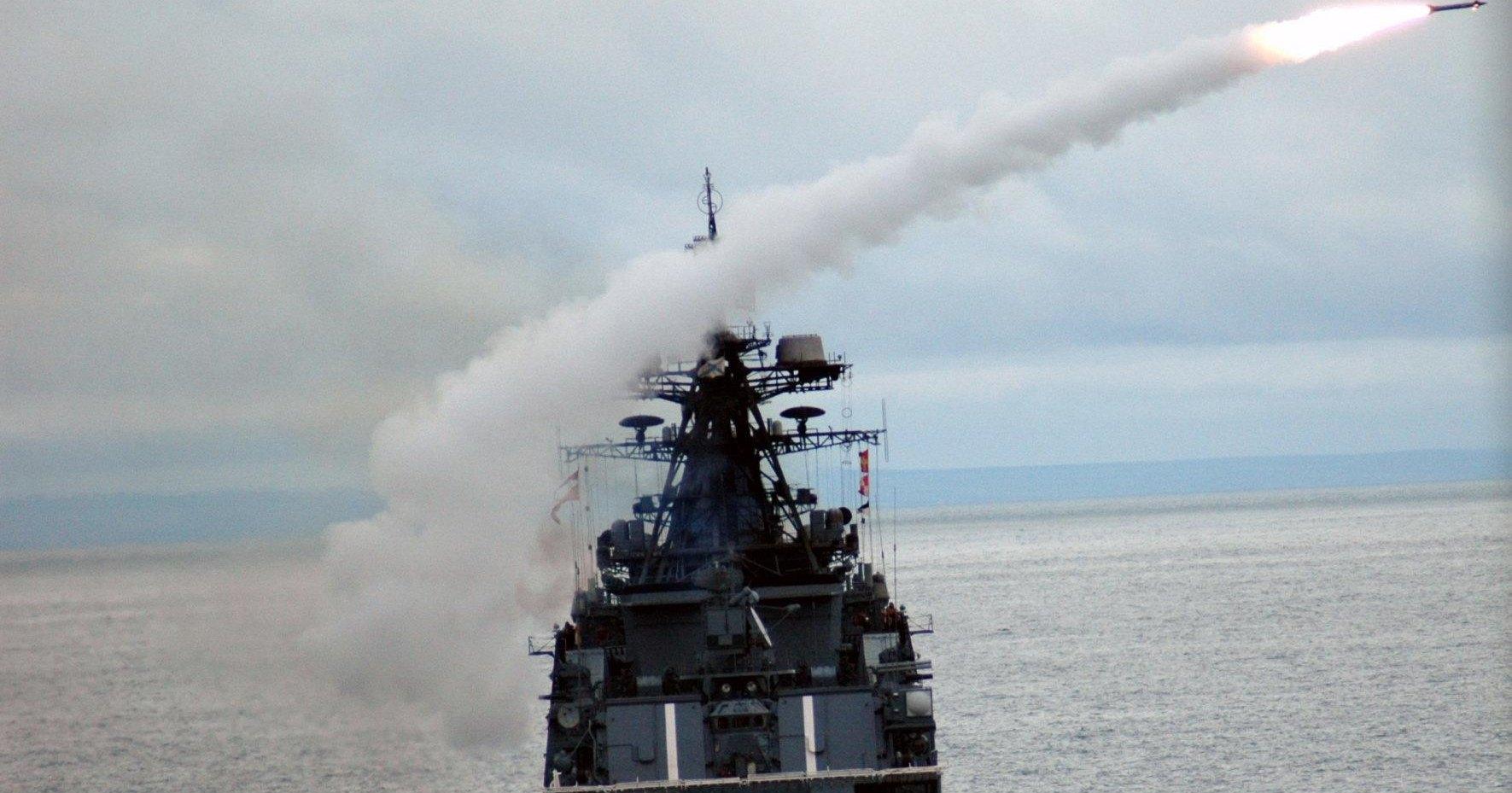 Северный флот уничтожил врага в Ледовитом океане