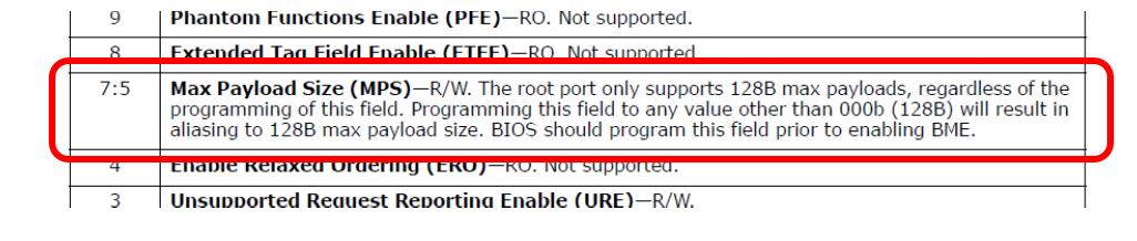 Шина PCIe: только ли физические ограничения влияют на скорость передачи? - 14