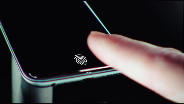 Samsung работает над подэкранным сканером отпечатков пальцев, совмещенным с тонометром