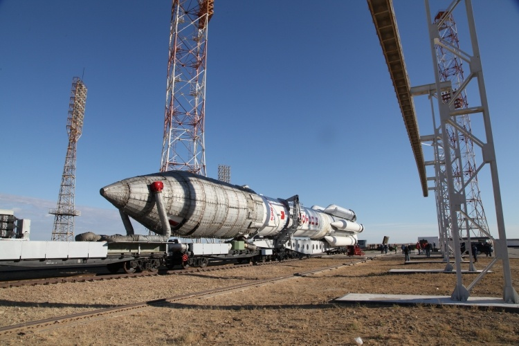 Миссия ракет-носителей «Протон» подошла к концу