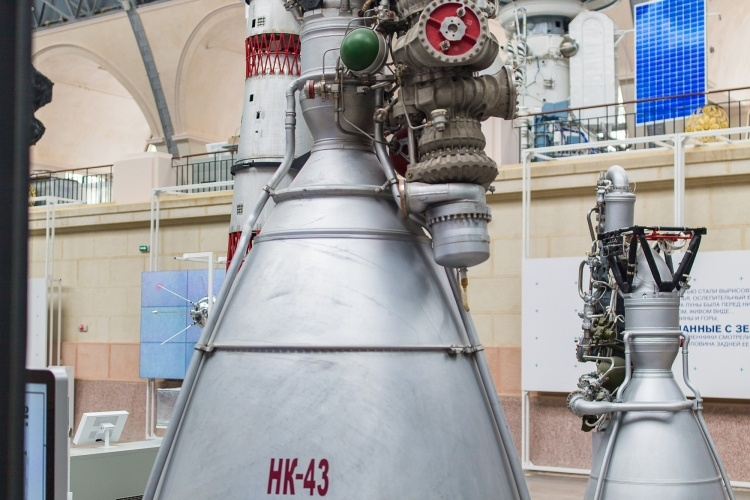 S7 Space намерена возобновить производство советских ракетных двигателей