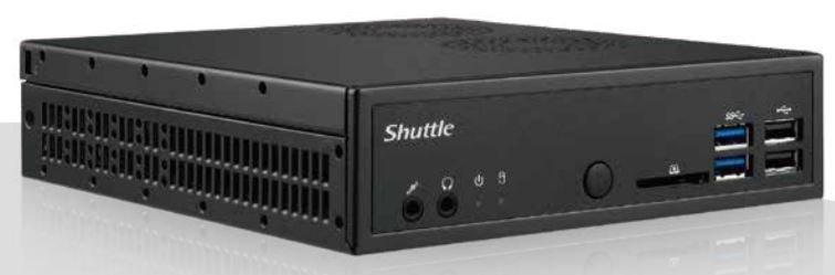 Shuttle DH310