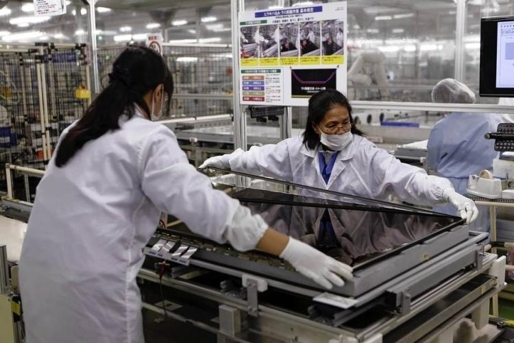 Завод LG Display поколения 10.5G сразу начнёт выпускать OLED-панели