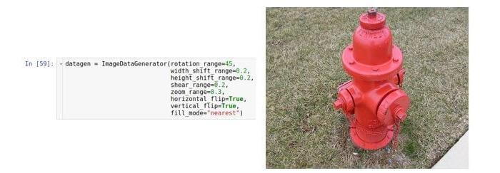 AI, практический курс. Предобработка и дополнение данных с изображениями - 23