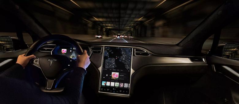 Tesla введет плату за пользование интернет-сервисами для владельцев электромобилей