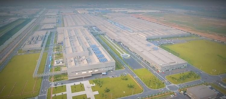Volkswagen запускает в Китае вторую фазу завода для увеличения производства электромобилей