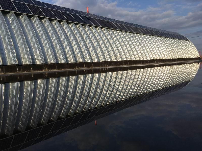 Как производственный цех перешел на даровую энергию солнца - 8