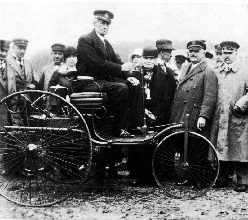 «Первый в мире» автомобиль пустят с молотка