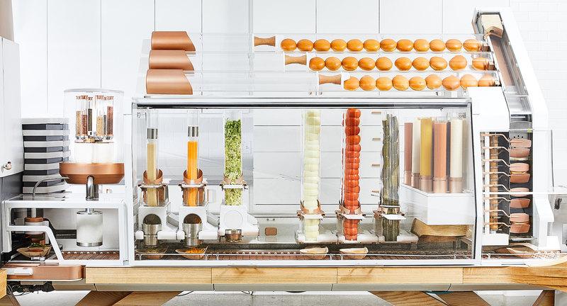 Первый в мире ресторан, где бургеры готовит… робот