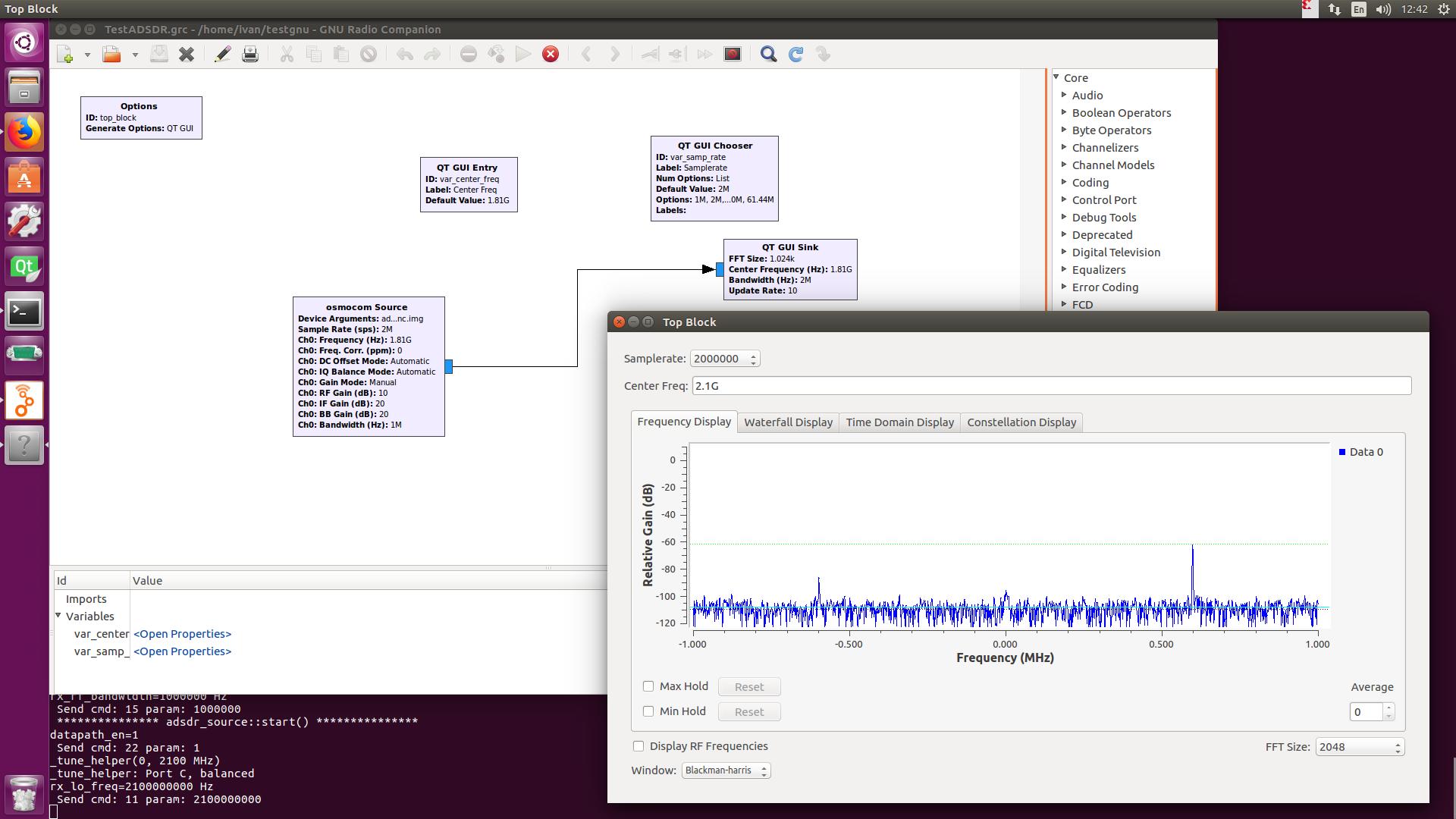 В арсенал радио-хакера: широкополосная замена RTL-SDR до 6 ГГц