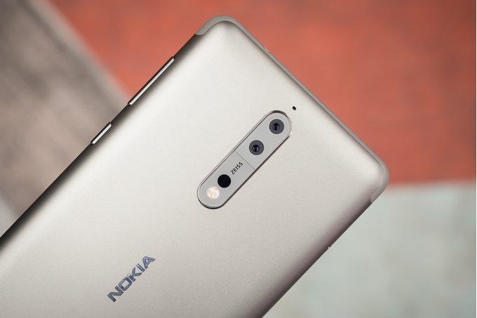 В ближайшее время четыре смартфона Nokia получат поддержку Face Unlock