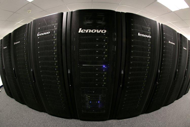 Больше всего в списке Top500 — систем производства Lenovo