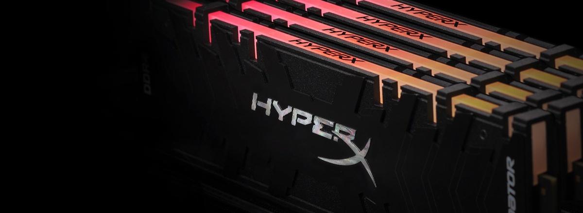 Во-первых, это быстро. Но и очень красиво! Тестирование оперативной памяти HyperX Predator RGB - 1