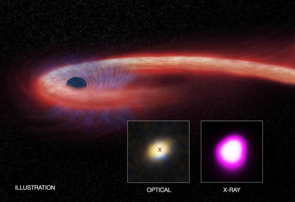 Млечный Путь прячет десятки тысяч чёрных дыр - 5