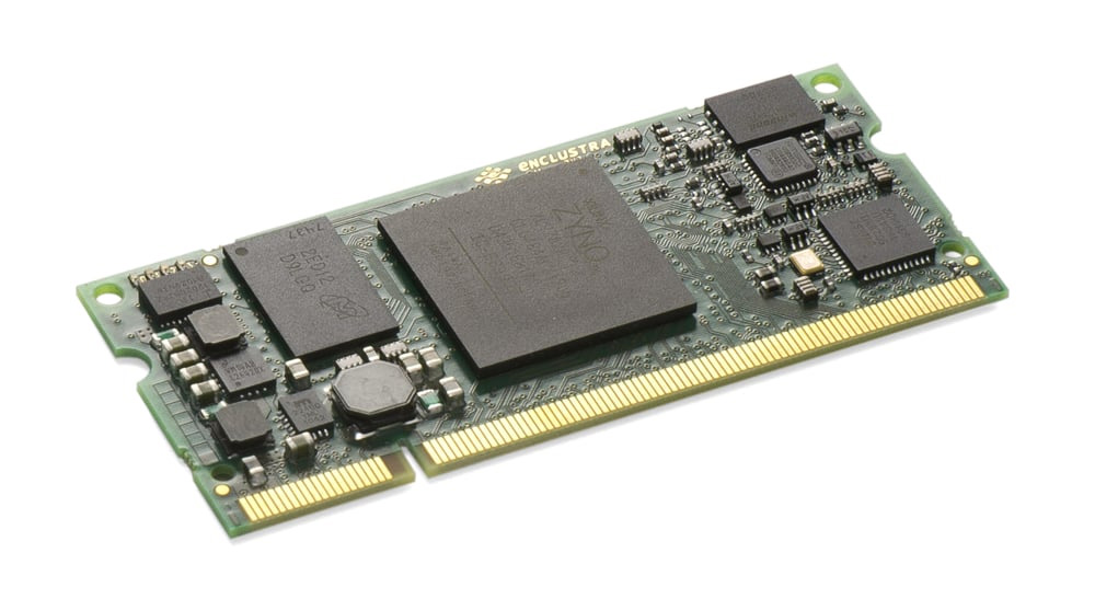Разработка интерфейсных плат на SoC Xilinx Zynq 7000 для