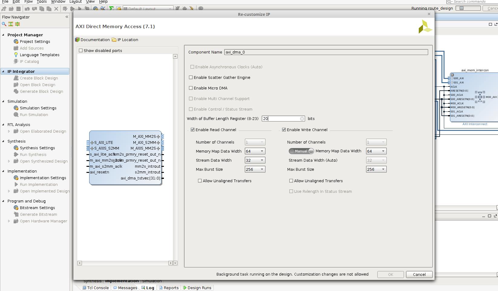 Разработка интерфейсных плат на SoC Xilinx Zynq 7000 для записи речи в аналоговом и цифровом формате - 20