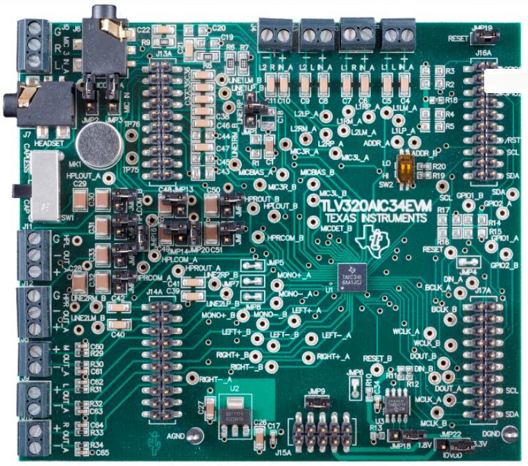 Разработка интерфейсных плат на SoC Xilinx Zynq 7000 для записи речи в аналоговом и цифровом формате - 4