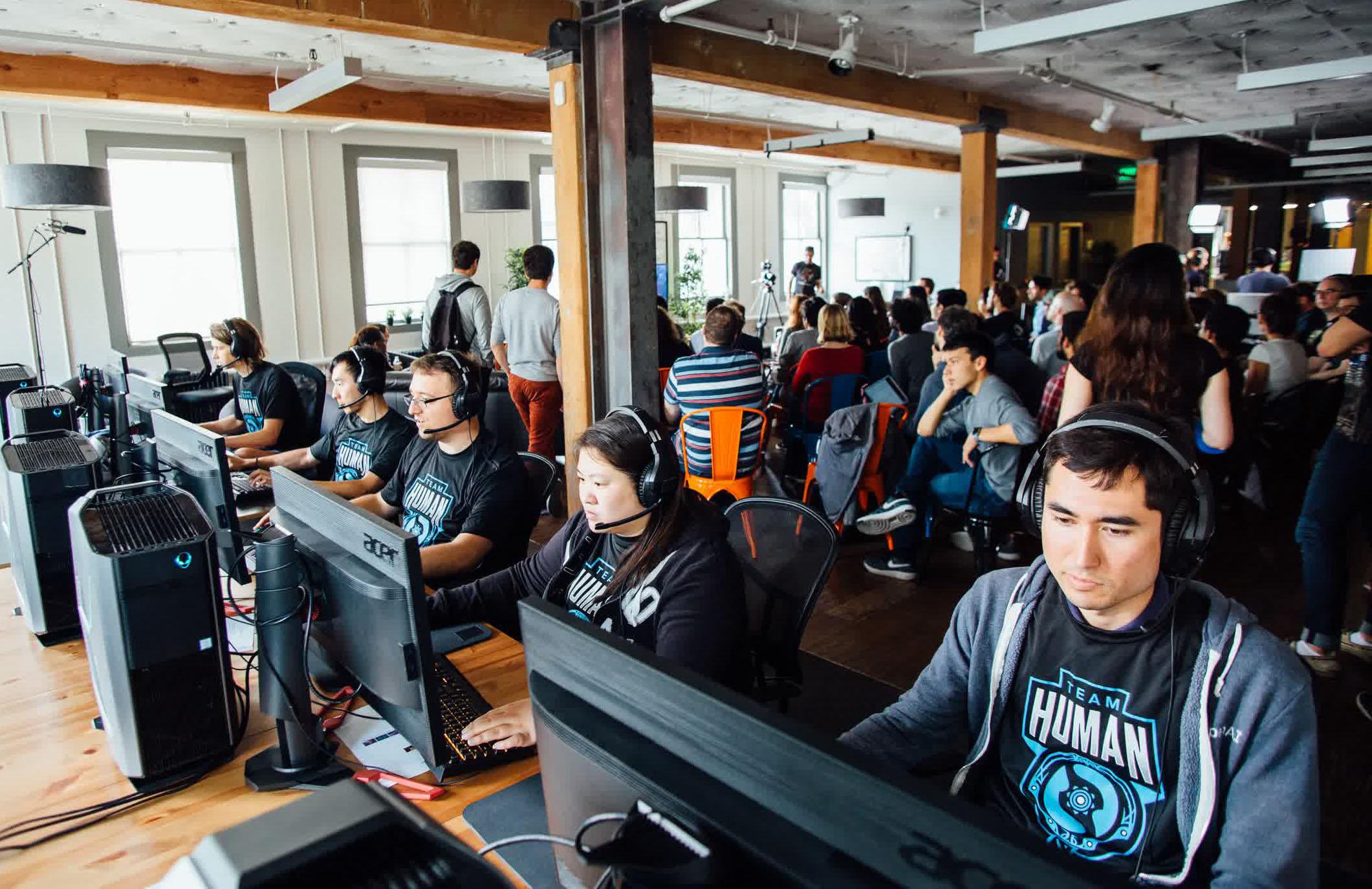 OpenAI делает успехи в Dota 2: полупрофессиональные команды побеждены - 1