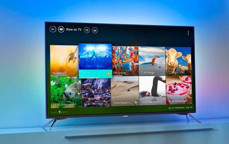 Почти все умные телевизоры Philips, выпущенные с 2014 года, получат Android Oreo