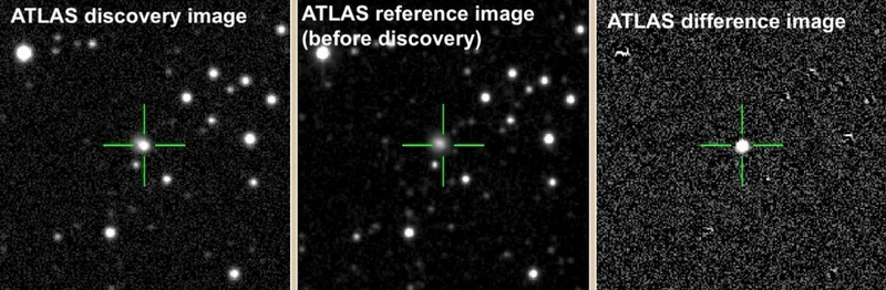 В галактике в созвездии Геркулеса зафиксировали загадочную вспышку