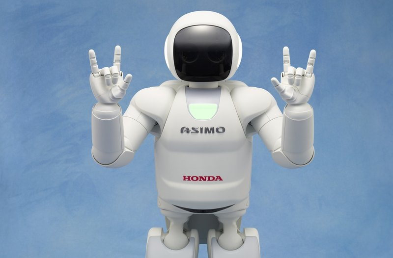 Honda прекращает разработку робота-андроида ASIMO