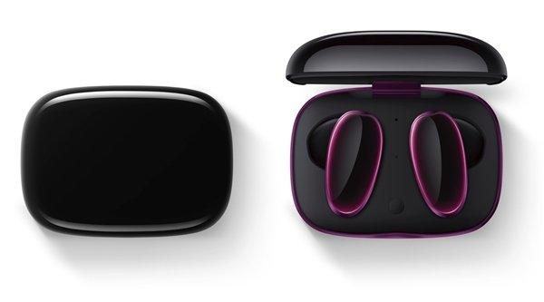 Oppo O-Free — полностью беспроводные наушники с дизайном смартфона Find X и ценой 105 долларов