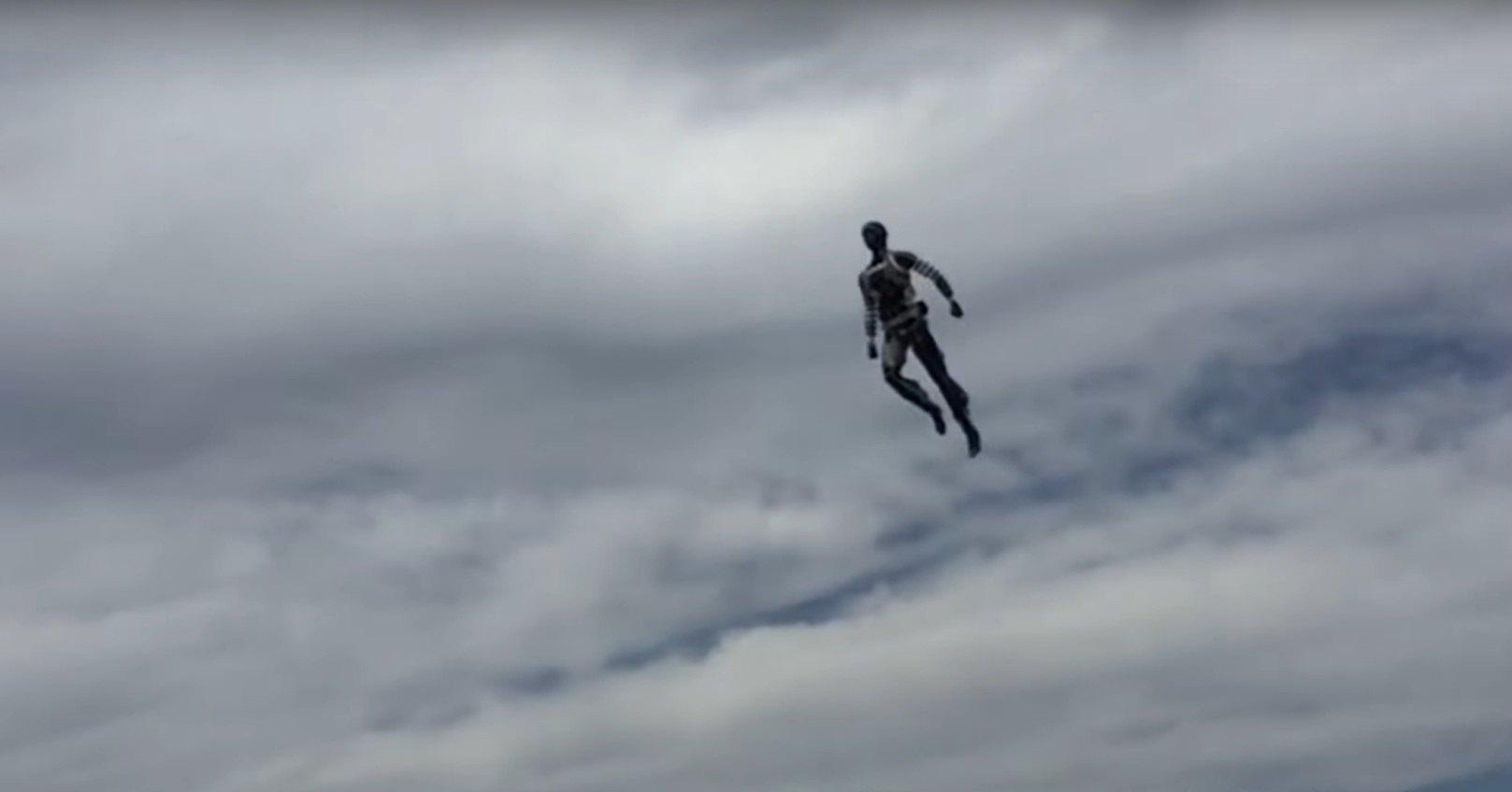 Человекоподобный робот-каскадер от Disney