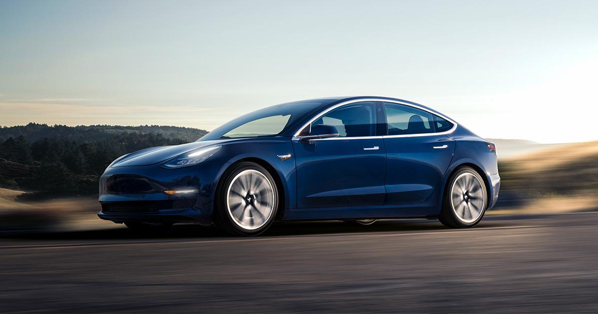 Tesla Inc открыла возможность заказа Tesla Model 3 для жителей Канады и США - 1