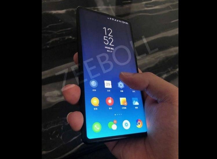 Xiaomi Mi Mix 3: знакомство по фотографии