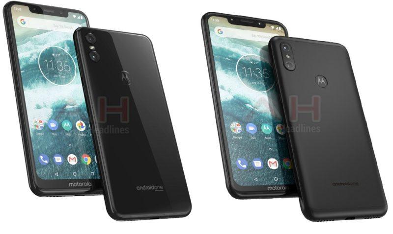 Смартфон Motorola One: первые изображения