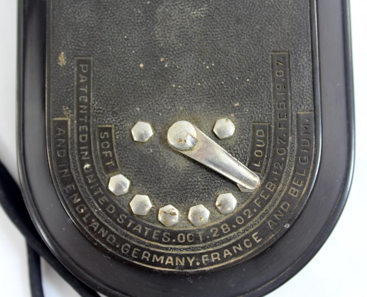 Аудиогаджет специального назначения: Dictograph — от цеха и оперы до первой прослушки, технический шедевр 1907-го года - 6