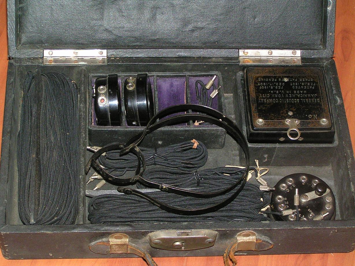 Аудиогаджет специального назначения: Dictograph — от цеха и оперы до первой прослушки, технический шедевр 1907-го года - 1
