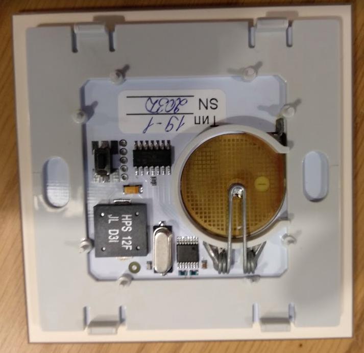 Способ организации «умного» дома с максимально широкими возможностями управления электрикой - 2