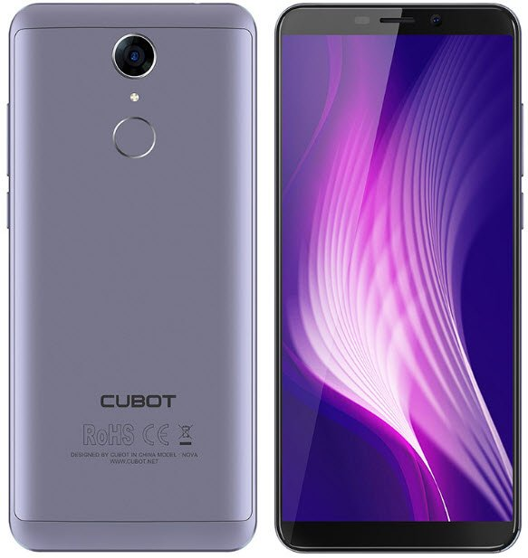 Бюджетный смартфон Cubot Nova получил поддержку технологии Dual VoLTE