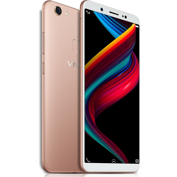 Vivo Z10: смартфон с 24-Мп селфи-камерой и чипом Snapdragon 450