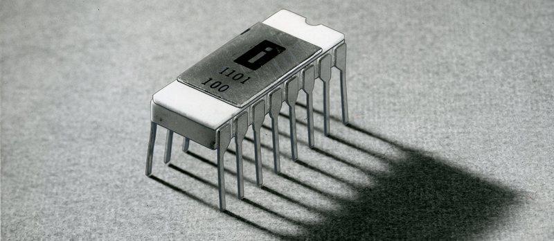 Страницы истории Intel. 1011 — первый МОП с кремниевым затвором - 1