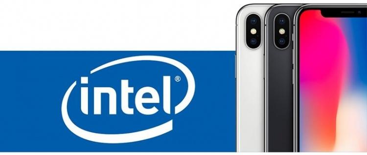 Apple якобы отказалась от использования 5G-модемов Intel