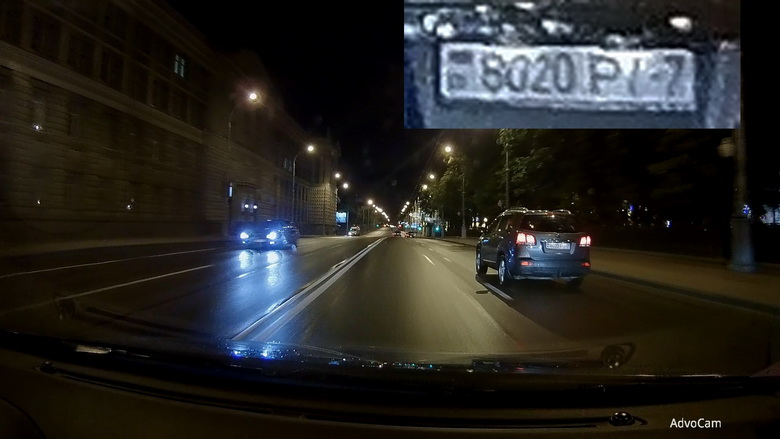 Как русские довели до ума американский процессор, или обзор видеорегистратора AdvoCam-FD8 Gold-II (GPS+ГЛОНАСС) - 23