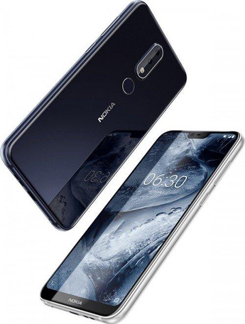 Смартфон Nokia X6 выходит за пределы Китая - 1