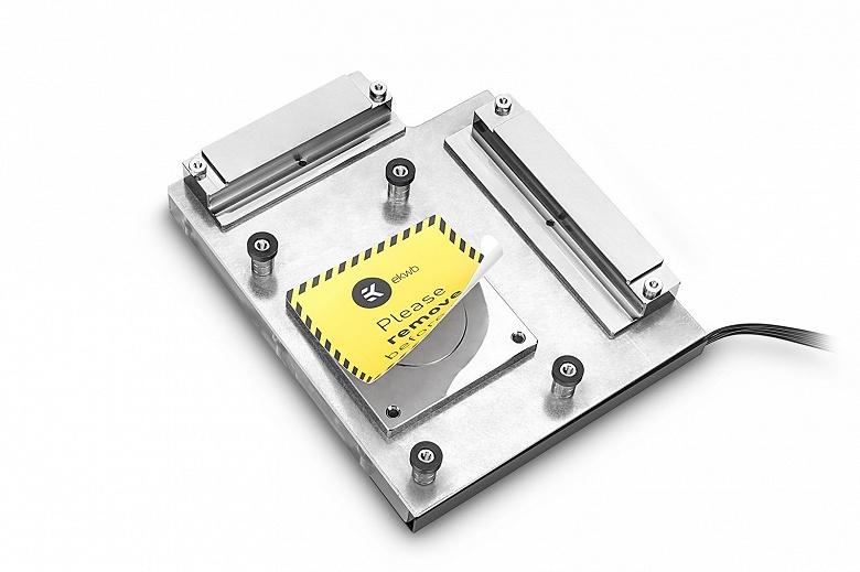 Продажи EK-FB MSI X470 M7 RGB Monoblock начнутся 10 июля по цене около 120 евро.