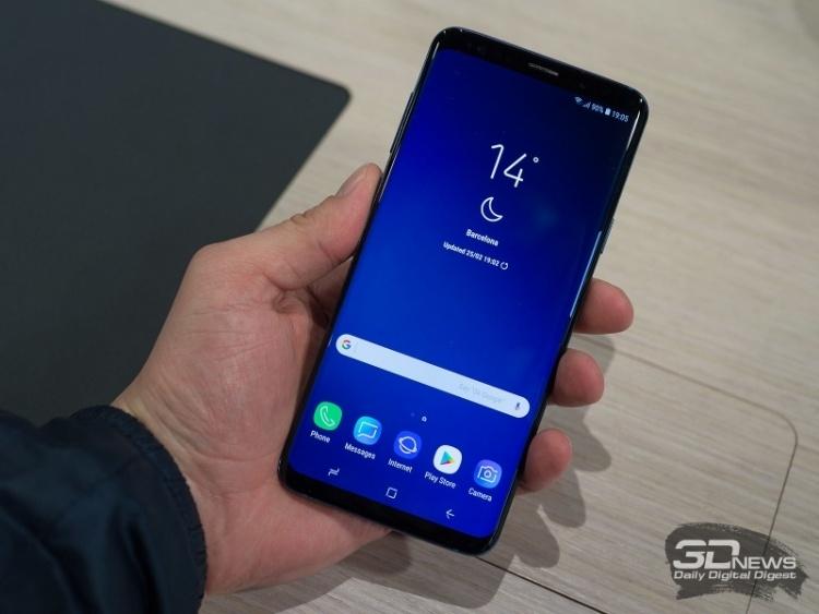 Samsung запатентовала биометрическую камеру