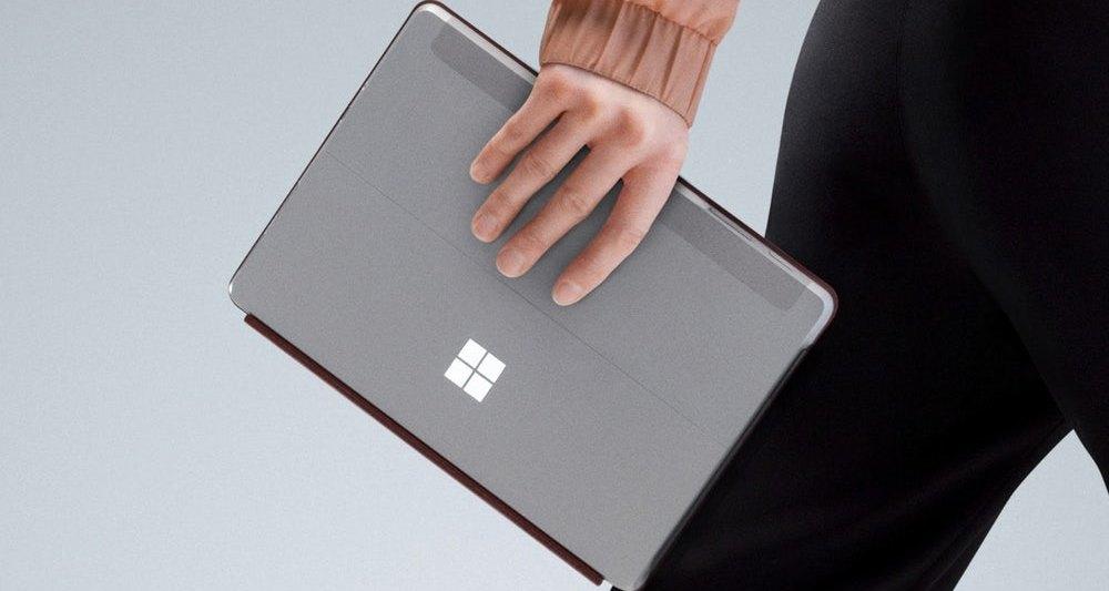 Microsoft представила бюджетный планшет Surface Go