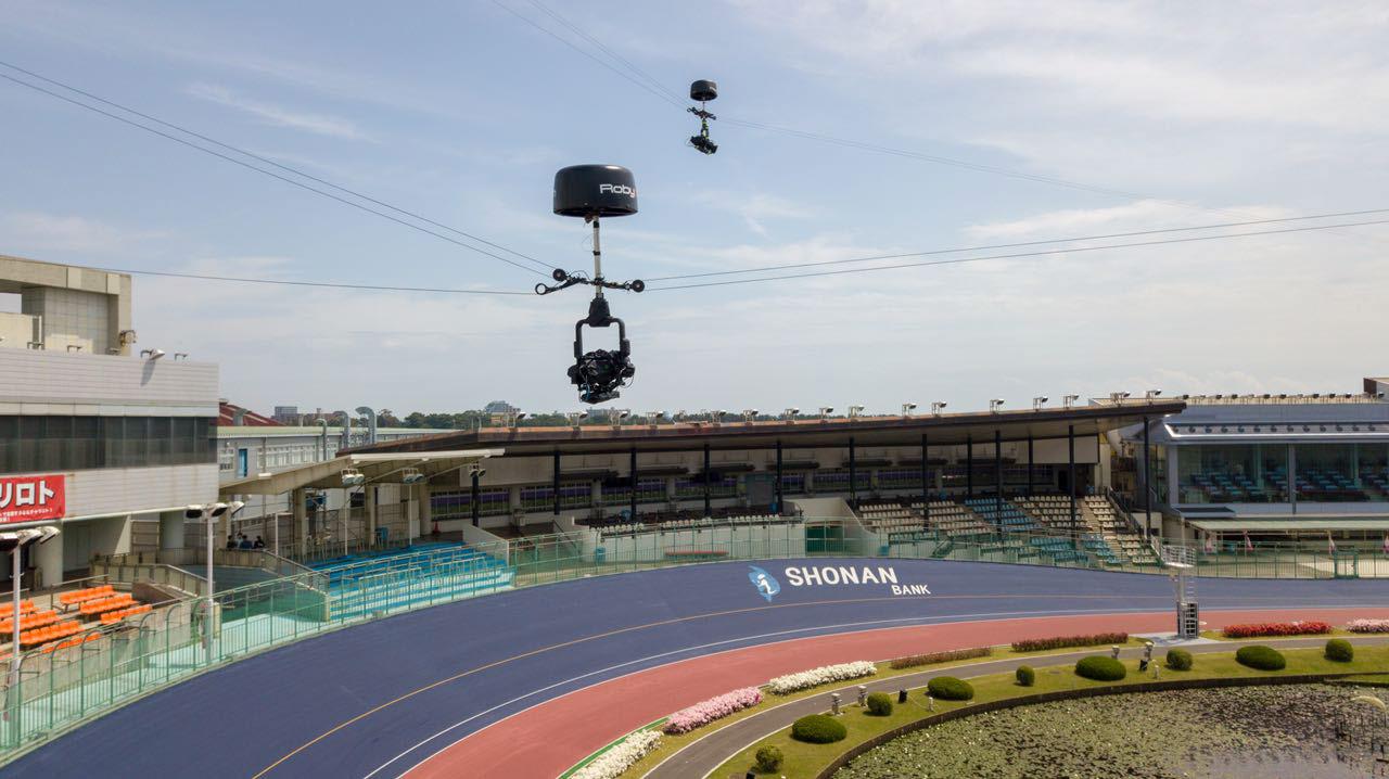 Что за роботы-пауки летают над стадионами и снимают футбол. Интервью с создателем Robycam - 1