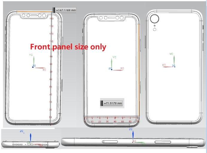 Самый дешёвый смартфон Apple 2018 года получит дизайн iPhone X - 2